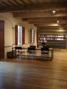 sala studio biblioteca briganti